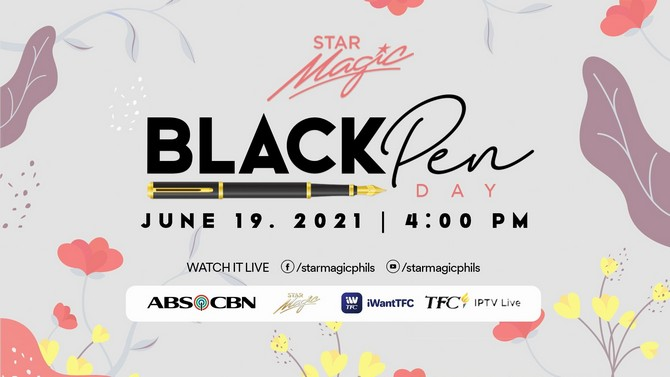 Over 40 artists to sign with ABS CBN in Star Magic Black Pen Day on June 19 1