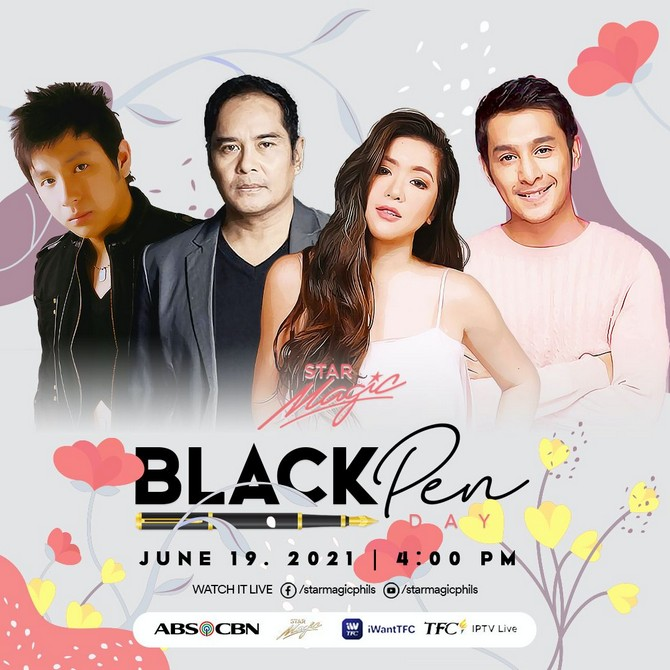 Over 40 artists to sign with ABS CBN in Star Magic Black Pen Day on June 19 2