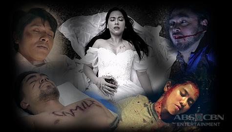 Unforeseen, horrifying deaths we've witnessed on The Killer Bride