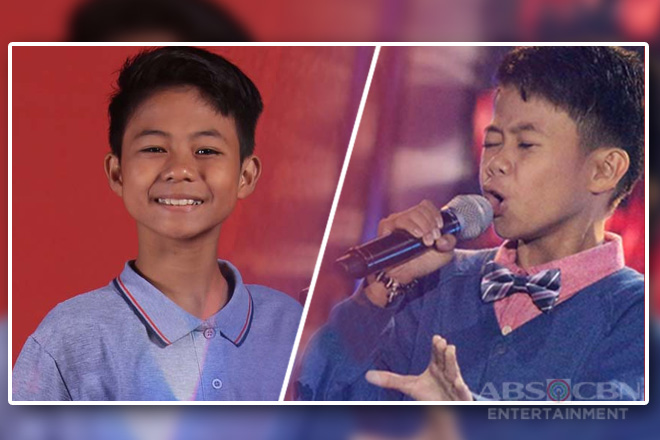 Team Sarah bet Vanjoss Bayaban's breathtaking, impressive performances in The Voice Kids Season 4