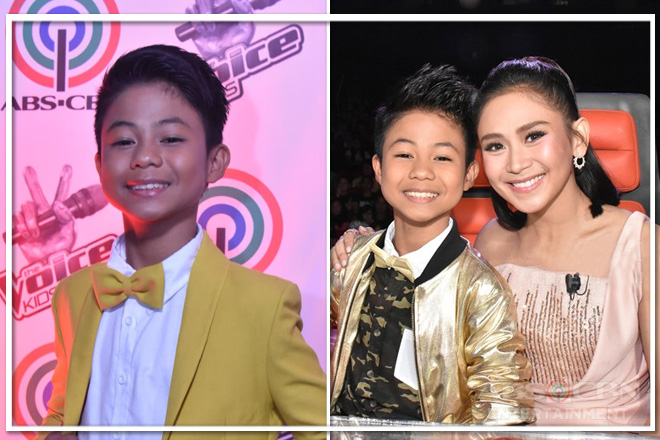 Vanjoss Bayaban soars as The Voice Kids 4 Grand Champion