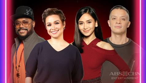Apl, Sarah, Bamboo, and Lea reunite in The Voice Teens Season 2