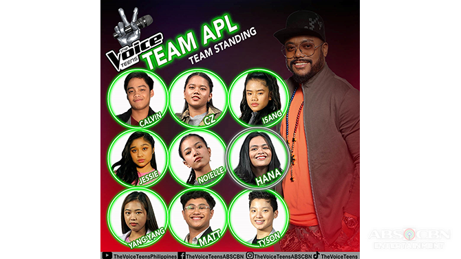 The Voice Teens coaches choose top 12 artists in Knockout Rounds 3