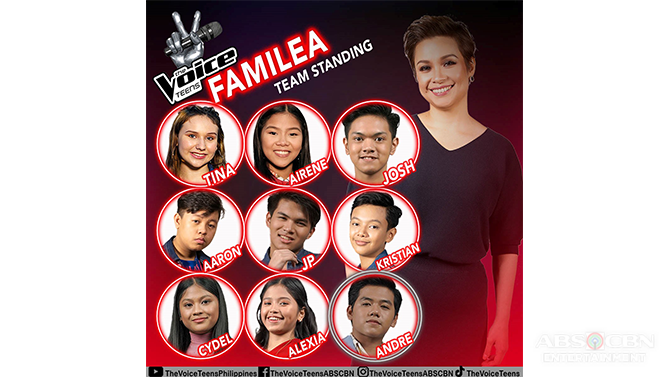 The Voice Teens coaches choose top 12 artists in Knockout Rounds 1