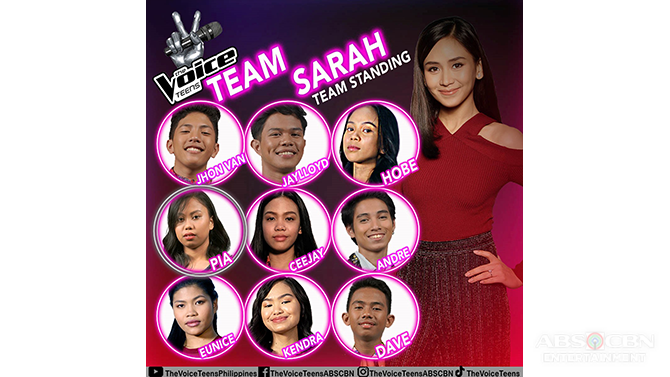 The Voice Teens coaches choose top 12 artists in Knockout Rounds 2