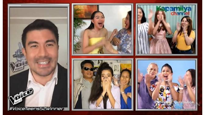 The Voice Teens names 4 grand champions in history making finale 2