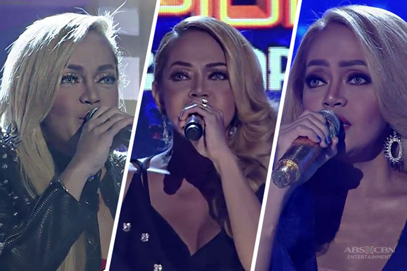 Ethel Booba s breathtaking vocal talent that amazed us in triumphant TNT Celebrity Champions journey 1