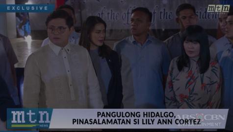 Ang Probinsyano: Lily, ibinigay ang kanyang suporta kay Oscar