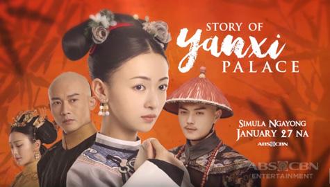 Full Trailer: Story of Yanxi Palace, ngayong January 27 sa ABS-CBN!