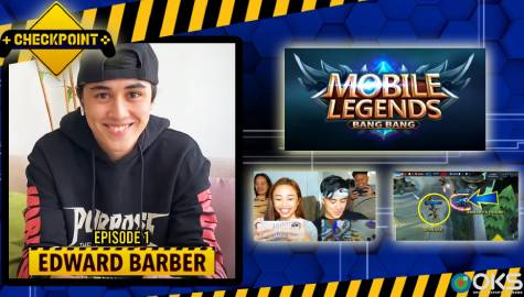 Checkpoint: Mobile Legends with Edward Barber | Episode 1 Image Thumbnail
