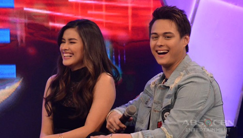 LizQuen officially confirms their relationship in Kuryentanong challenge Thumbnail