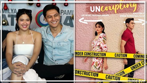 """Yam Concepcion and Joseph Marco talk about iWant's """"Uncoupling"""""""