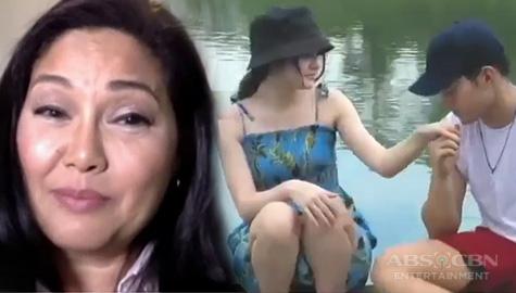 TV Patrol: Grae Fernandez at Kira Balinger, pinayuhan ni Maricel Soriano tungkol sa love life Image Thumbnail