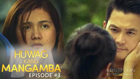 Huwag Kang Mangamba: Faith, nagmasid sa bahay nila Agatha at Samuel | Episode 3 Image Thumbnail