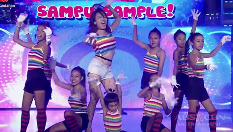 Classic Showtime: Sexbomb Jr Dance Crew Daily Performance Image Thumbnail