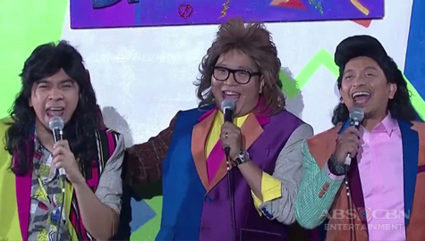 Magpasikat 2019: Team Jugs-Teddy-Jhong delights with 80s-inspired throwback showcase Image Thumbnail