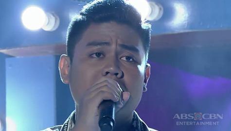 TNT 4: Luzon contender Joshua Madrid sings Superstar Image Thumbnail