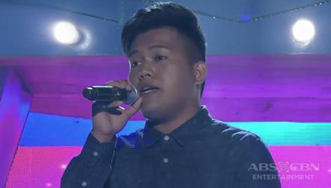 TNT 4: Mindanao contender Sheraton Risma sings Dancing On My own Image Thumbnail