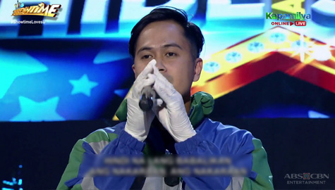 Tutti Caringal joins Hide & Sing | It's Showtime  Image Thumbnail