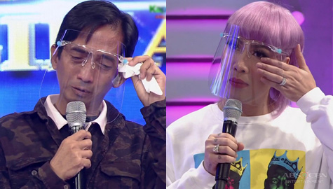 Vice Ganda, nakilala ang isa sa natulungan niya noon sa I Can See Your Voice | It's Showtime  Image Thumbnail