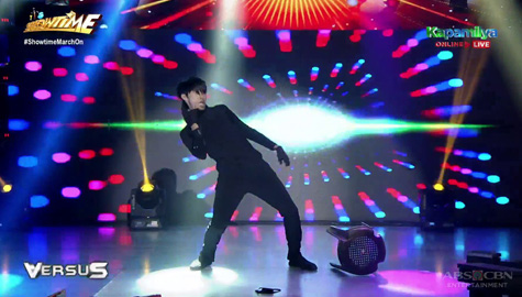 O Pares Ko, may energetic na 'waley' performance sa It's Showtime  Image Thumbnail