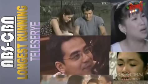 ABS-CBN longest running teleserye