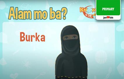 Knowledge On The Go | Burka | Araling Panlipunan Image Thumbnail