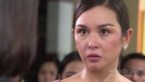 Kadenang Ginto: Romina, nagdesisyon umalis ng kompanya para kay Bonita Image Thumbnail