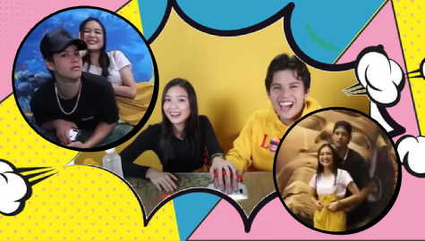 WATCH: 10 most 'kilig' moments of KyCine | The Gold Squad
