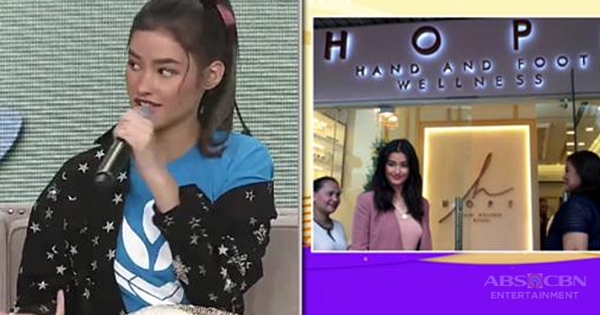 Liza, sinabi kung ano ang kanyang naging inspirasyon nang buksan niya ang kanyang bagong business Image Thumbnail