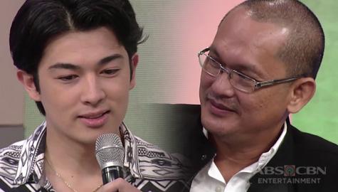 Magandang Buhay: Andre, ikinuwento nang first time niya makilala si Popshie Michael Image Thumbnail