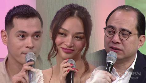 Magandang Buhay: Jake and Popshie Ari's brithday message for Kylie Image Thumbnail