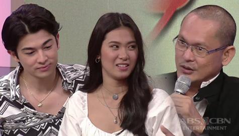 Magandang Buhay: Popshie Michael, sinabing sinubaybayan niya sina Lou at Andre sa PBB Image Thumbnail