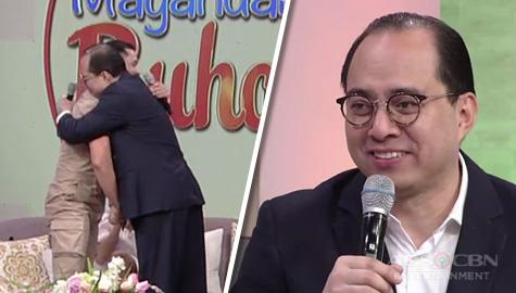 """""""handa na ako"""": Popshie Ari, pinipigilan maging emosyonal sa Magandang Buhay Image Thumbnail"""