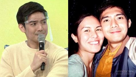 "Robi on his girlfriend Maiqui: ""everytime na nagsasalita siya, iba yung happiness ko"" Image Thumbnail"