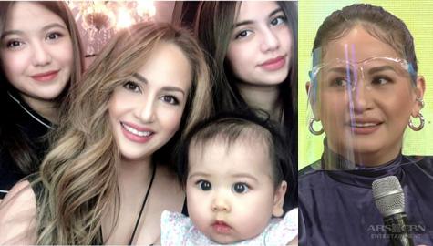 Magandang Buhay: Meet Regine's beautiful daughters Image Thumbnail