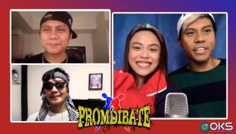 Promdibate | Episode 1 - Online Kapamilya Shows Image Thumbnail