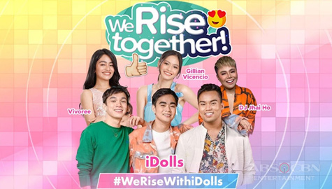 We Rise Together with iDolls Image Thumbnail