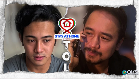 "Stay At Home Stories: ""Tol"" (JM De Guzman and Argel Saycon) Thumbnail"