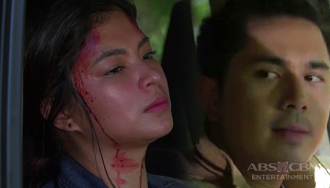 The General's Daughter: Franco, itinakas sa pagsabog si Rhian Image Thumbnail