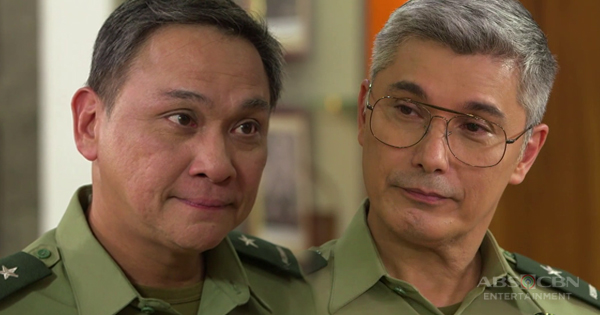 The General's Daughter: Greg, pinaringgan ang trabaho ni Marcial Image Thumbnail