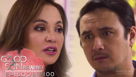 The Good Son: Olivia, sinisi si Anthony sa nangyayari kay Calvin   Episode 100 Image Thumbnail