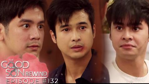 The Good Son: Enzo, ipinagtabuyan nina Joseph at Obet sa burol ng kanilang Ina   Episode 132 Image Thumbnail