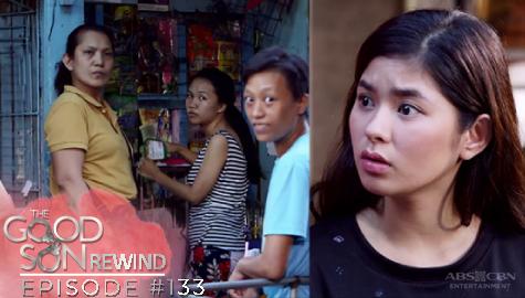 The Good Son: Hazel, ipinagtanggol ang pamilya sa kanilang mga kapitbahay   Episode 133 Image Thumbnail