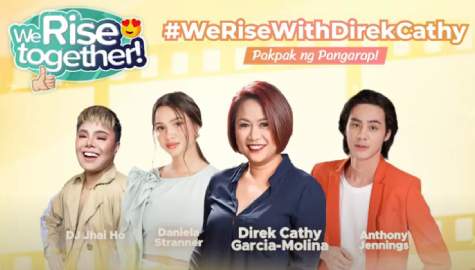 We Rise Together with Direk Cathy Garcia-Molina