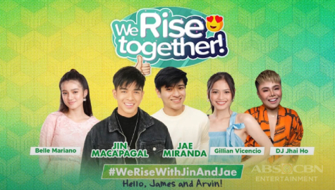 We Rise Together with Jin Macapagal and Jae Miranda Image Thumbnail