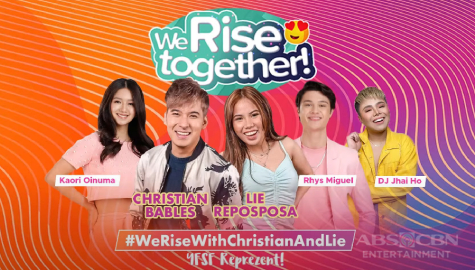We Rise Together with Christian Bables and Lie Reposposa Image Thumbnail