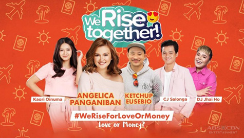 We Rise Together with Angelica and Ketchup Image Thumbnail