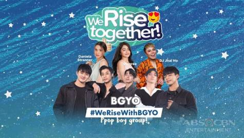 We Rise Together with BGYO Image Thumbnail